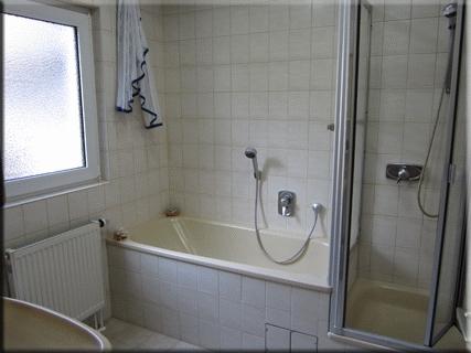 Badezimmer-Unten