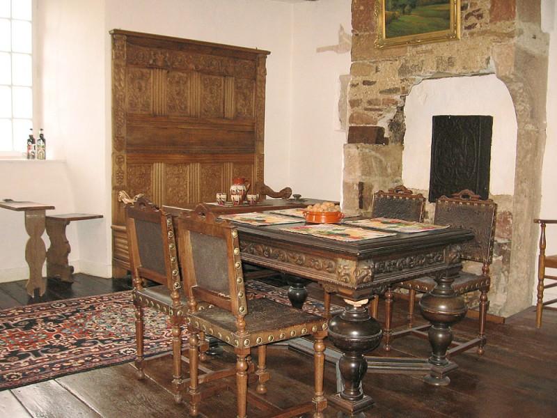 historische-wohnkueche